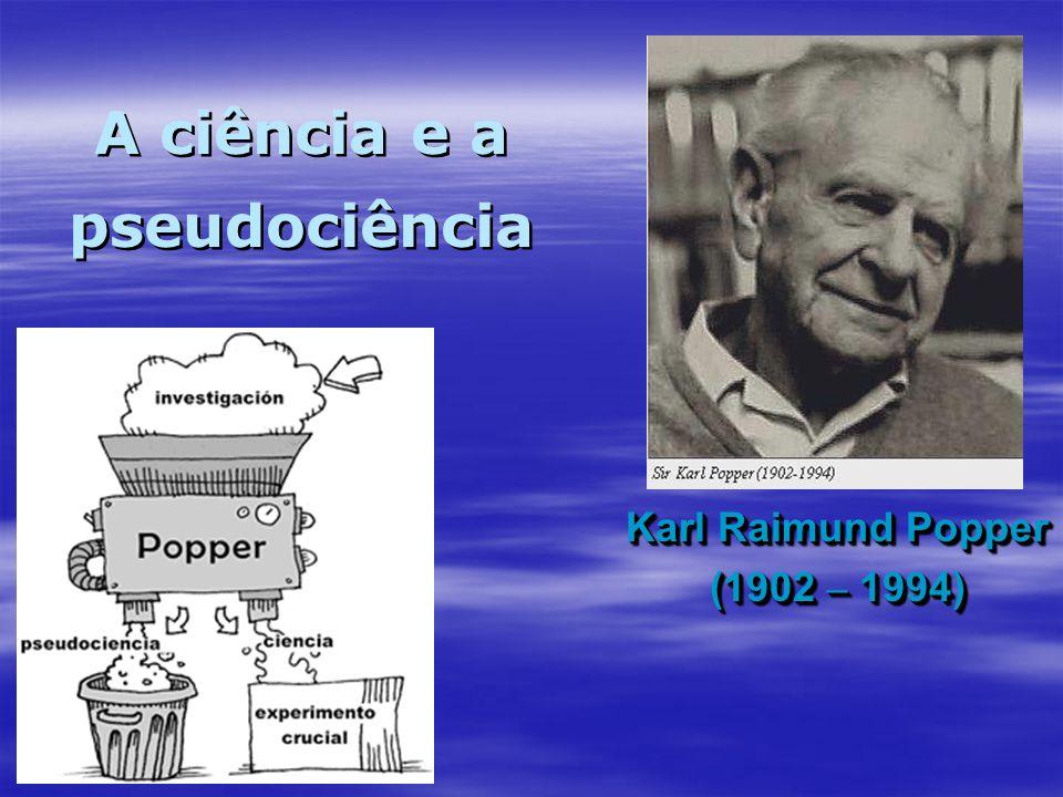 A ciência e a pseudociência