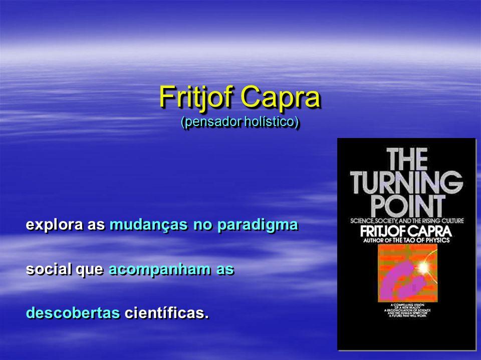 Fritjof Capra (pensador holístico)