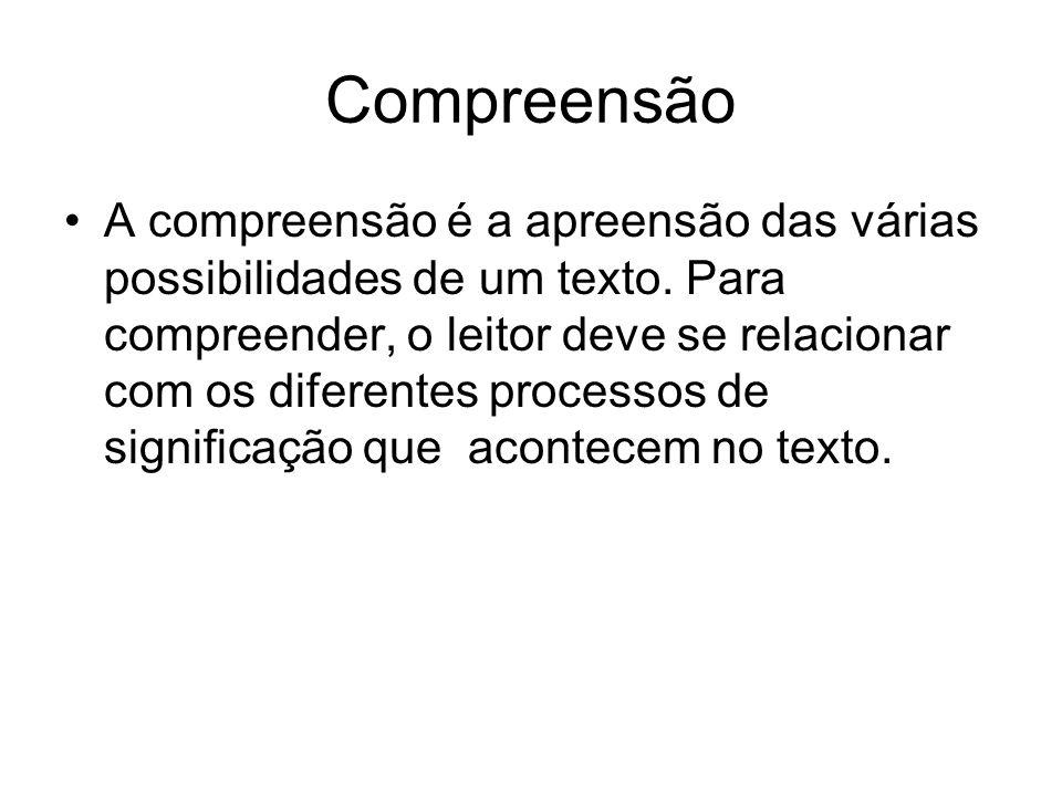Compreensão