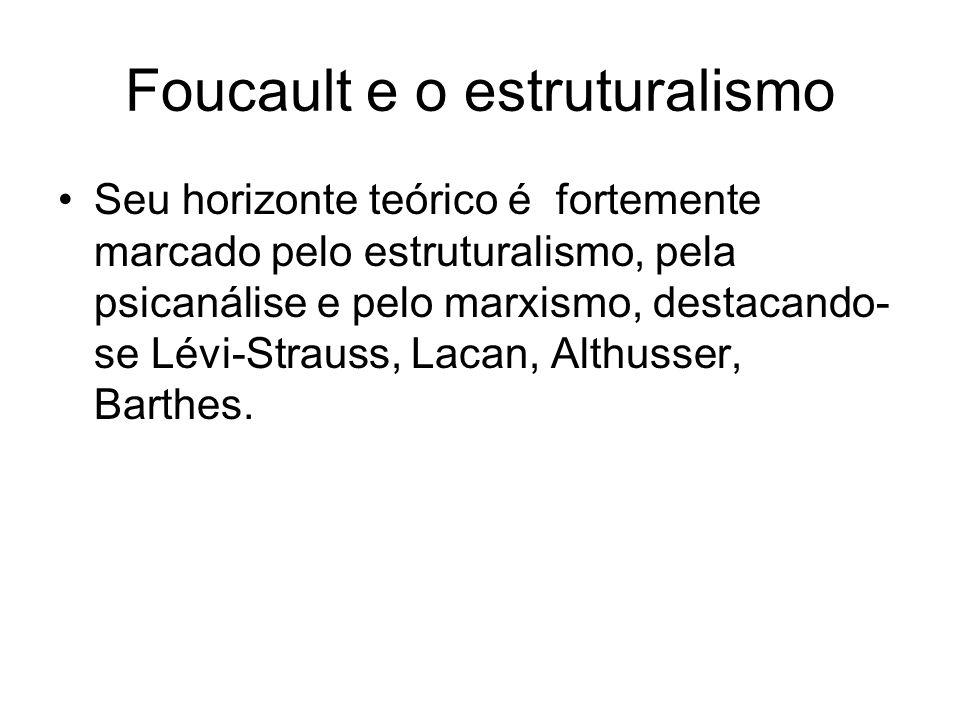 Foucault e o estruturalismo