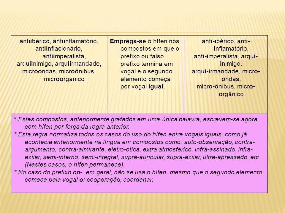 antiibérico, antiinflamatório, antiinflacionário, antiimperalista,