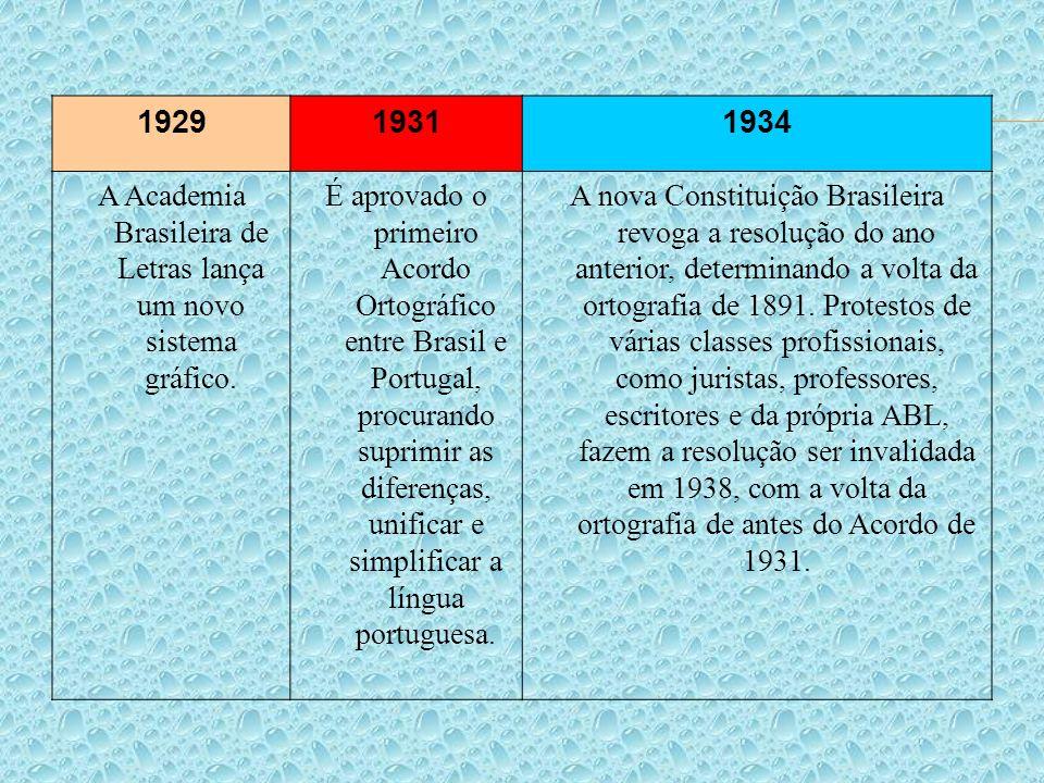 A Academia Brasileira de Letras lança um novo sistema gráfico.