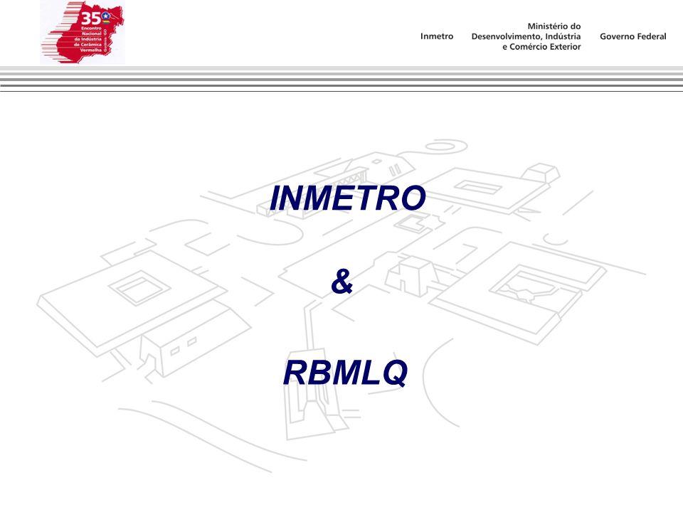 INMETRO & RBMLQ