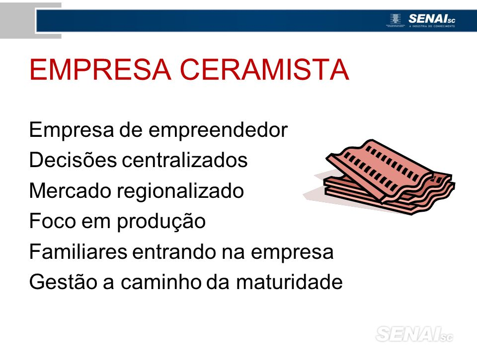 EMPRESA CERAMISTA