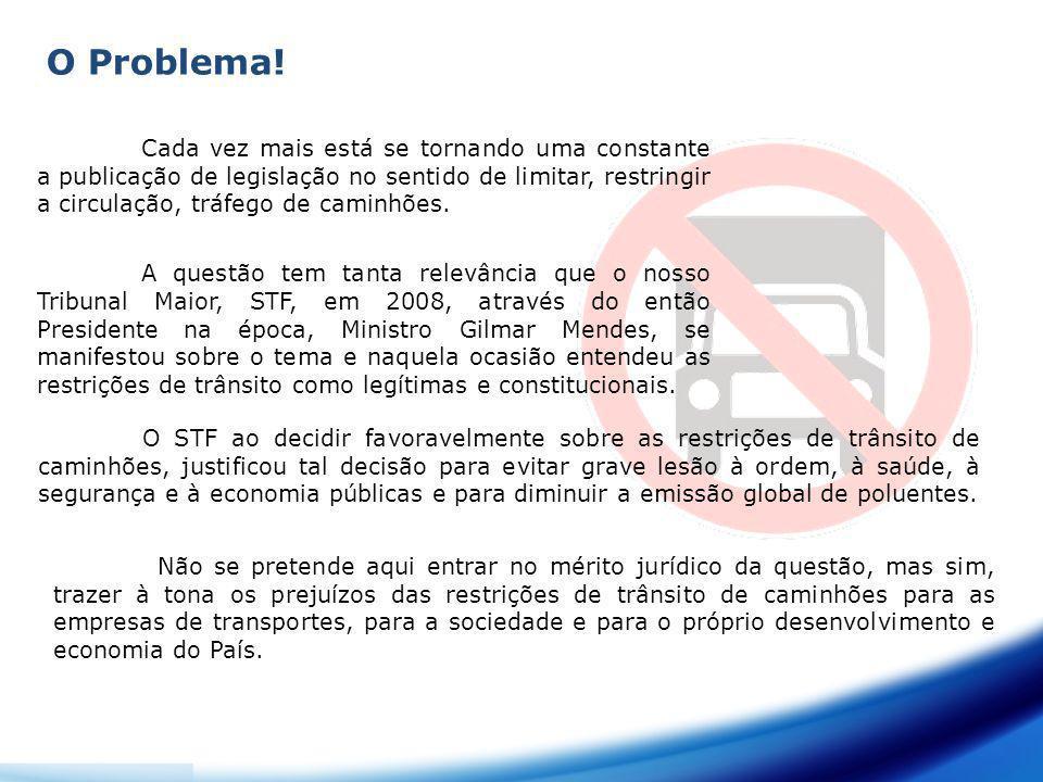 O Problema!