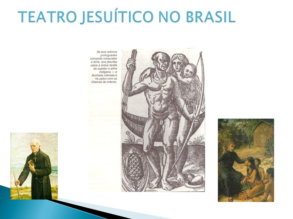 TEATRO JESUÍTICO NO BRASIL