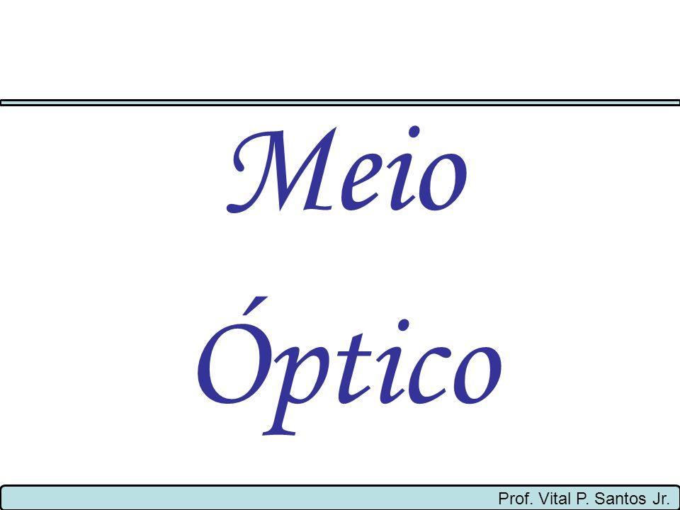 Meio Óptico Prof. Vital P. Santos Jr.