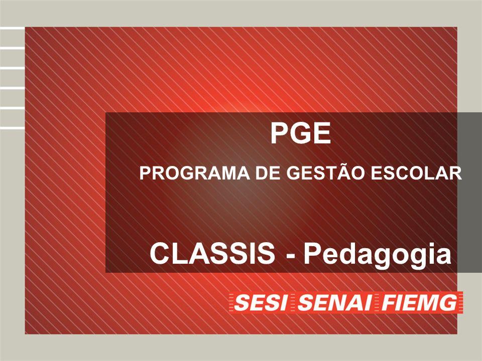 PROGRAMA DE GESTÃO ESCOLAR