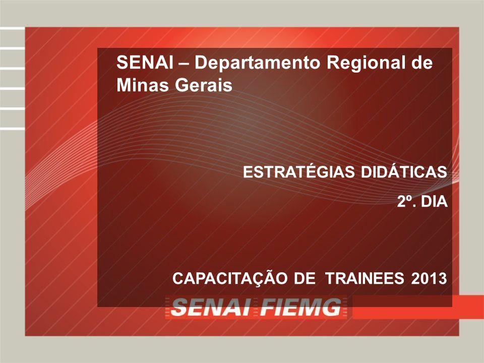 SENAI – Departamento Regional de Minas Gerais
