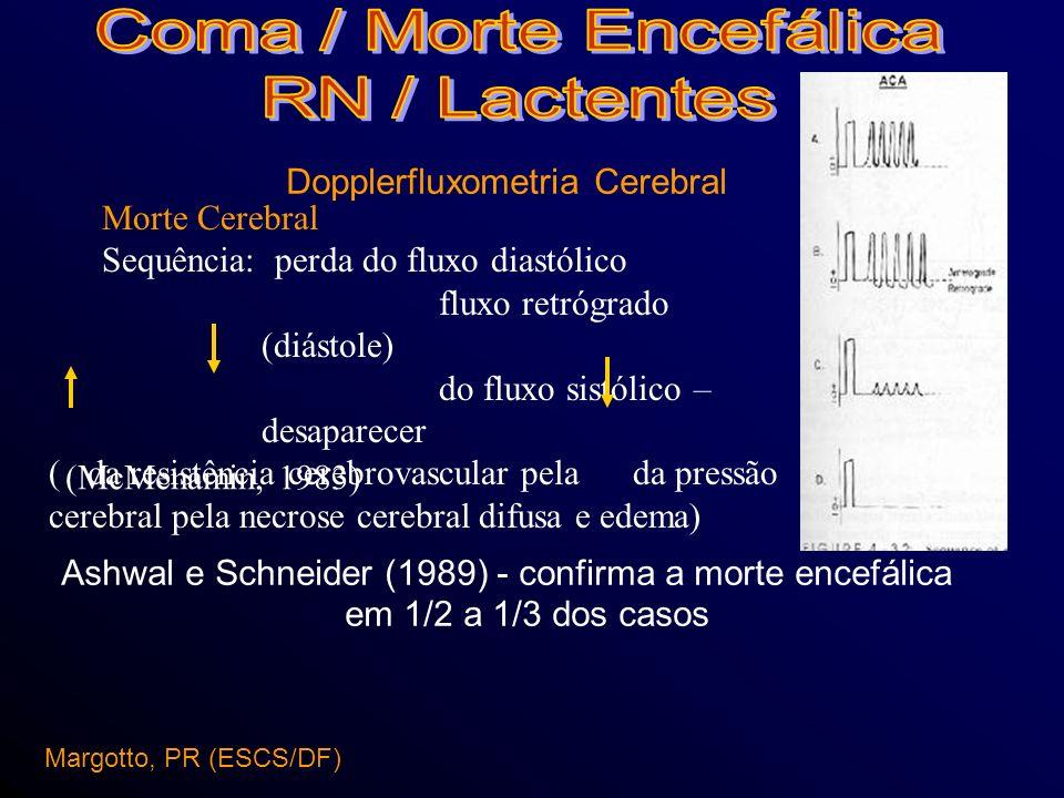 Coma / Morte Encefálica RN / Lactentes