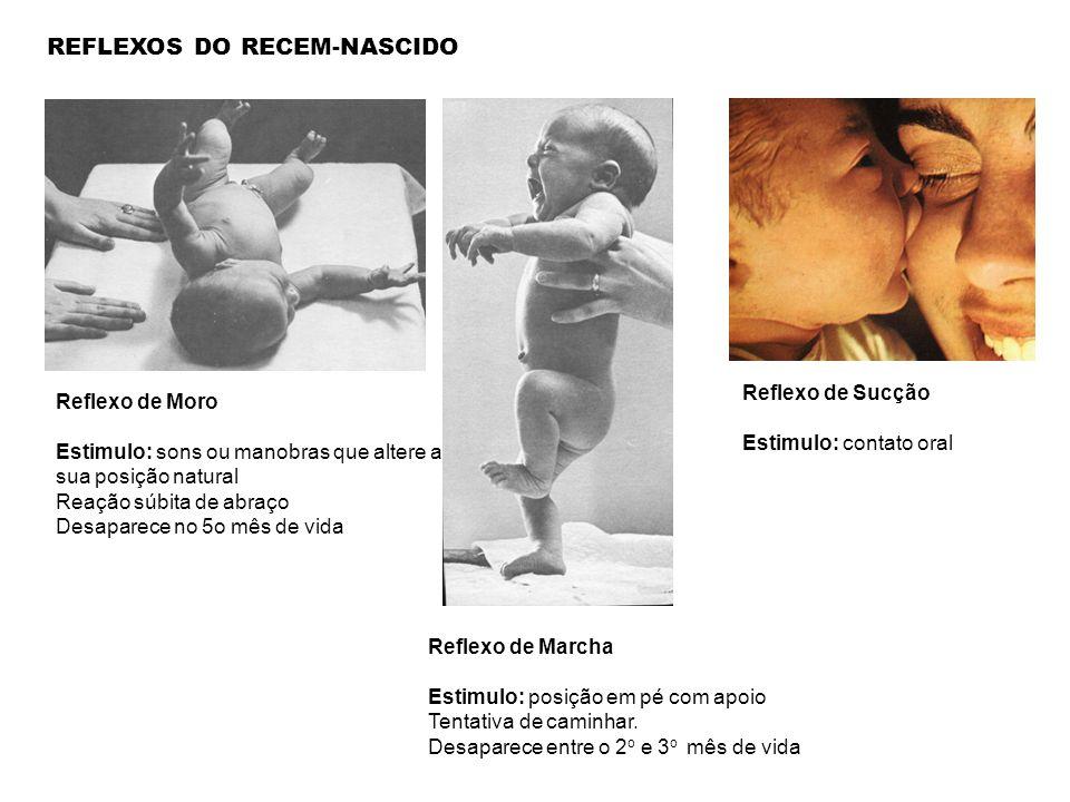 REFLEXOS DO RECEM-NASCIDO