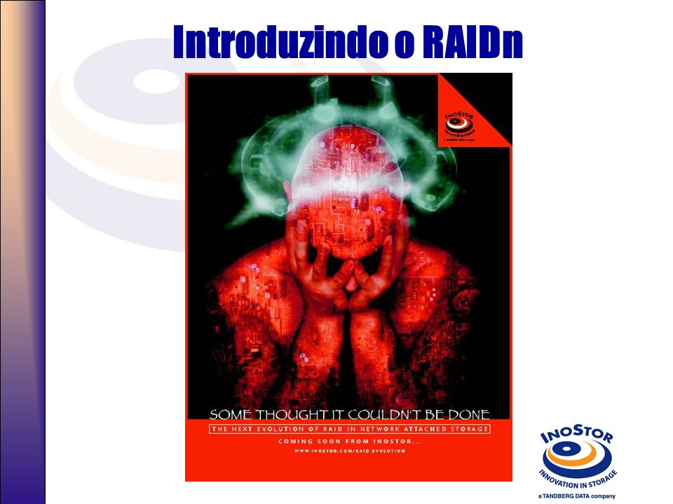 Introduzindo o RAIDn