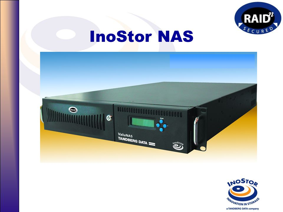 InoStor NAS