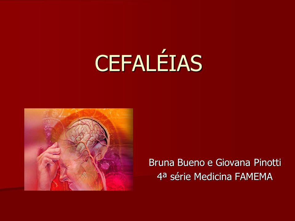 Bruna Bueno e Giovana Pinotti 4ª série Medicina FAMEMA