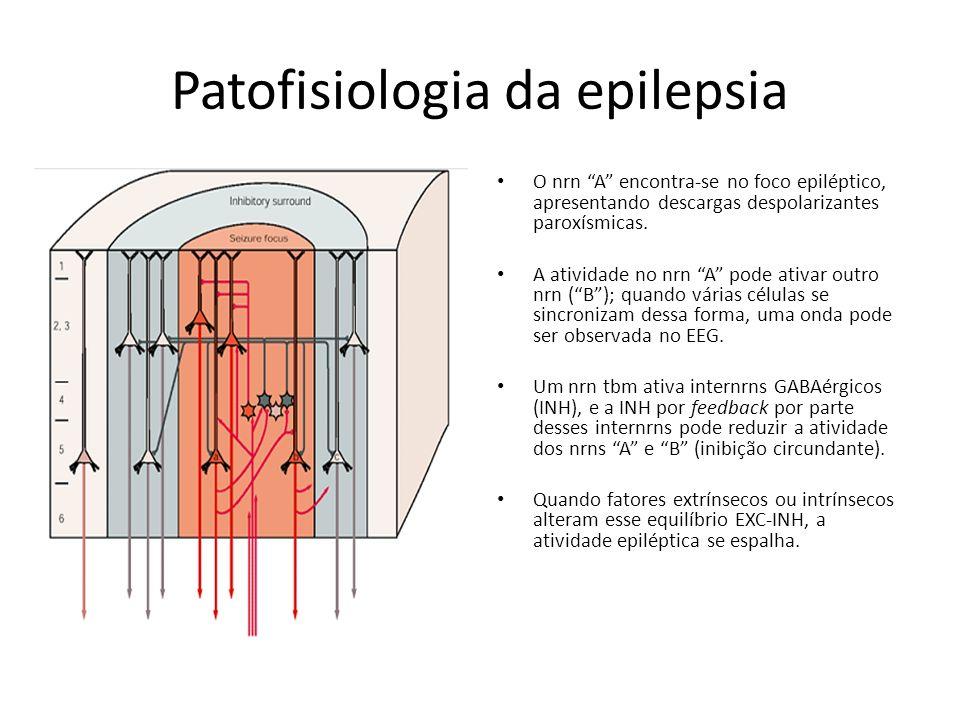 Patofisiologia da epilepsia