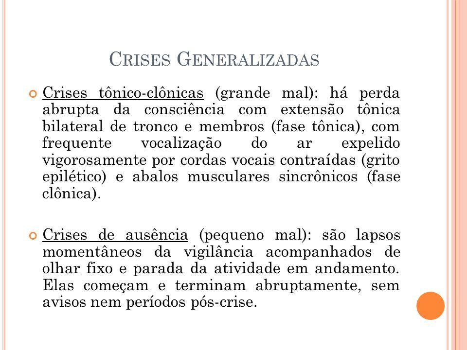 Crises Generalizadas
