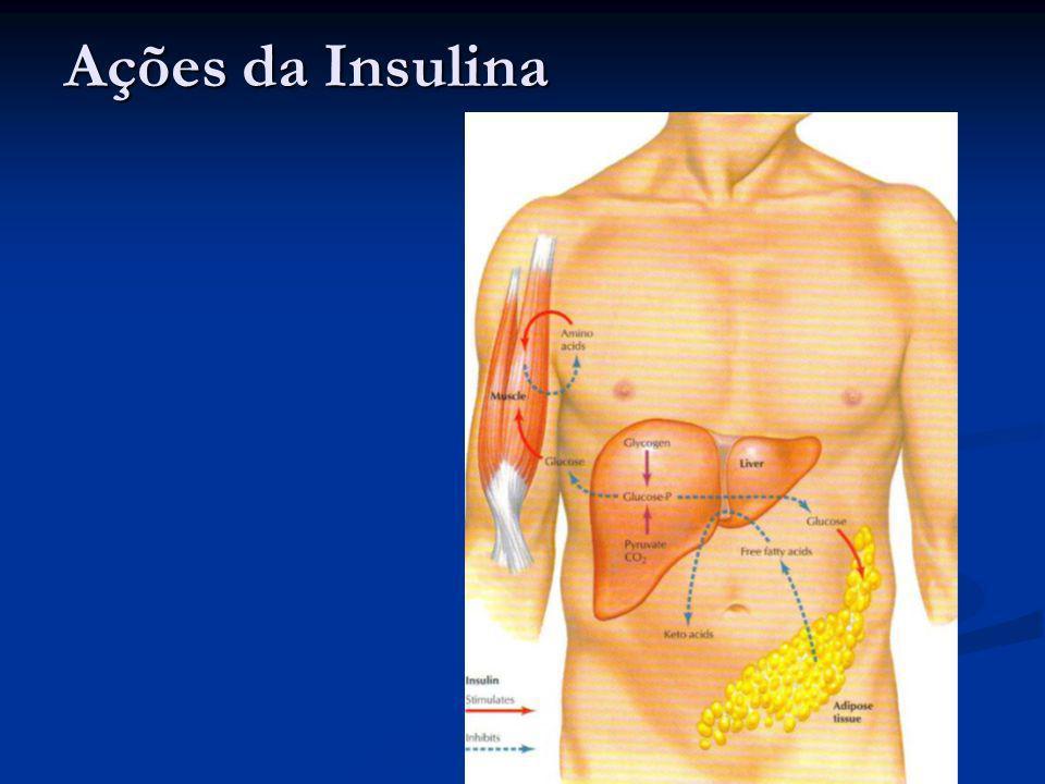 Ações da Insulina