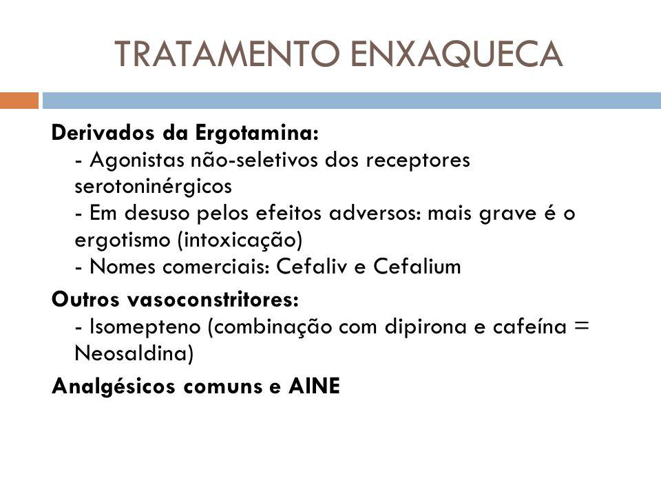 TRATAMENTO ENXAQUECA
