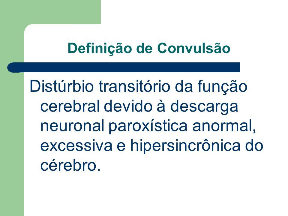 Definição de Convulsão