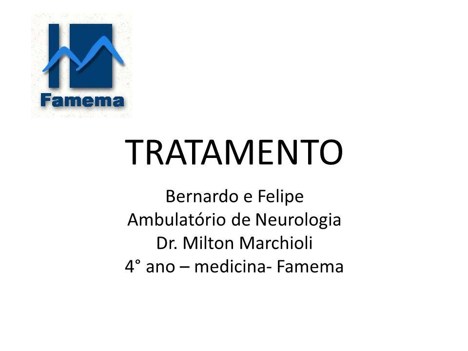Bernardo e Felipe Ambulatório de Neurologia Dr