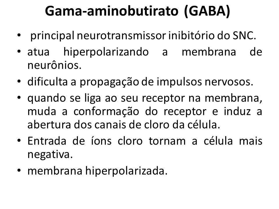 Gama-aminobutirato (GABA)
