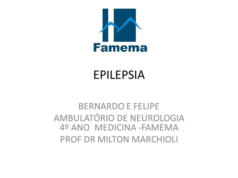 EPILEPSIA BERNARDO E FELIPE