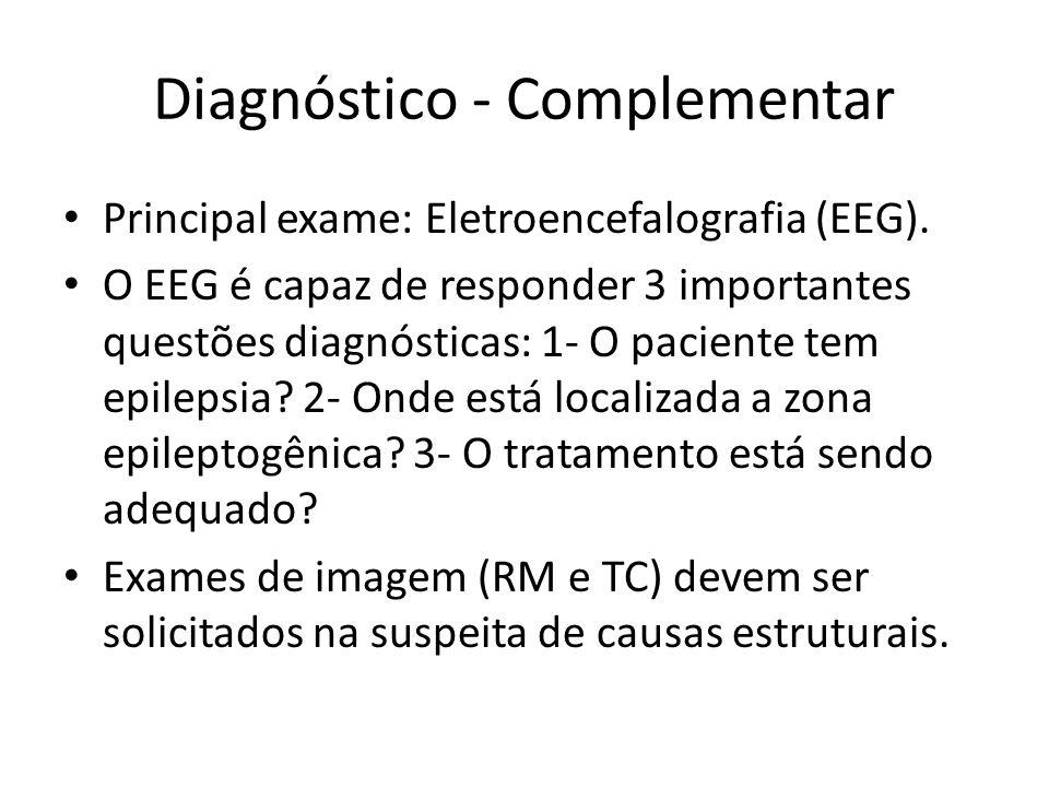 Diagnóstico - Complementar