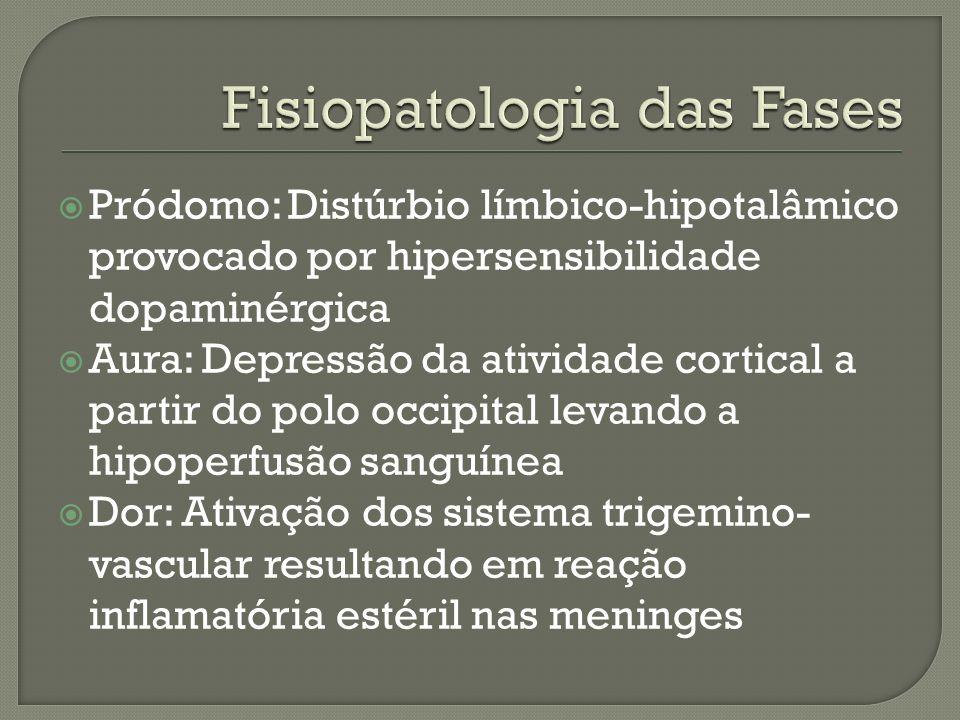 Fisiopatologia das Fases