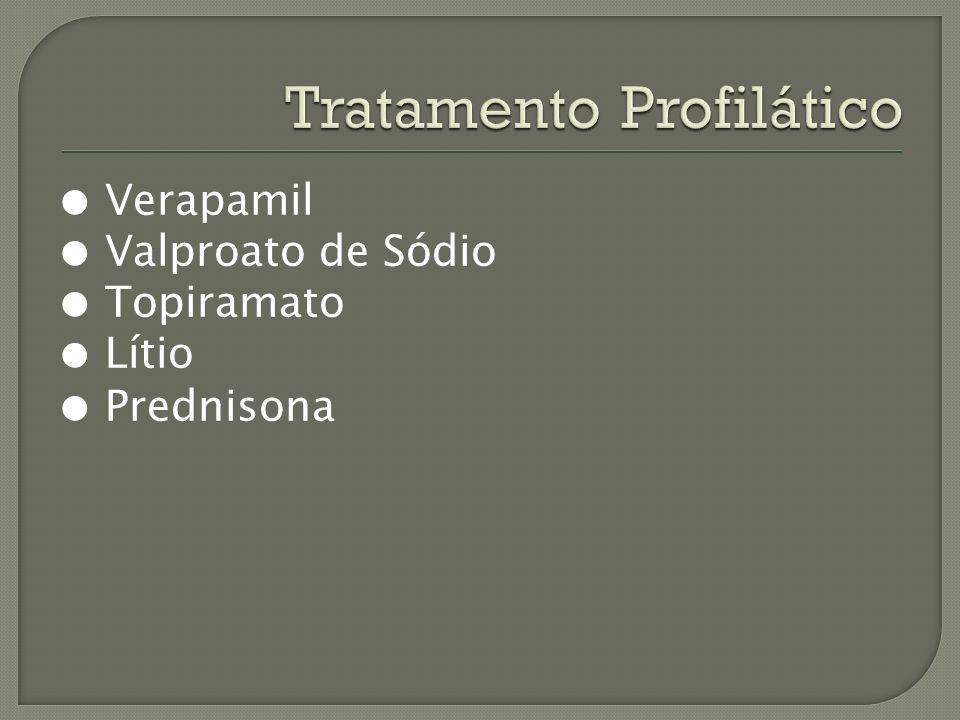 Tratamento Profilático