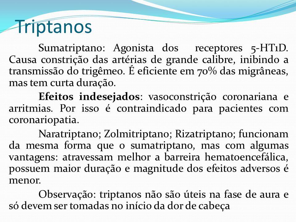 Triptanos