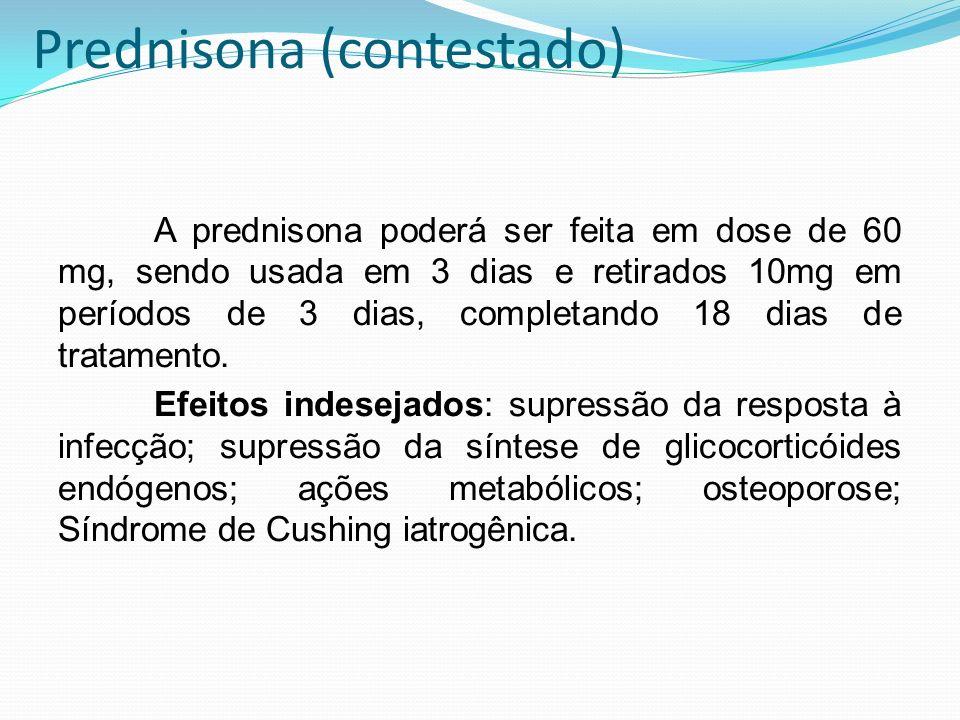 Prednisona (contestado)