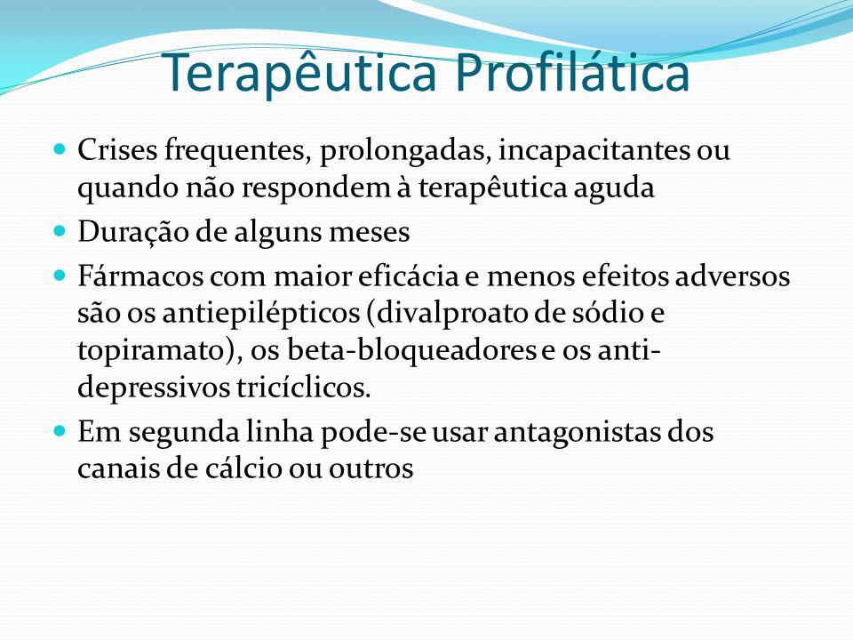 Terapêutica Profilática