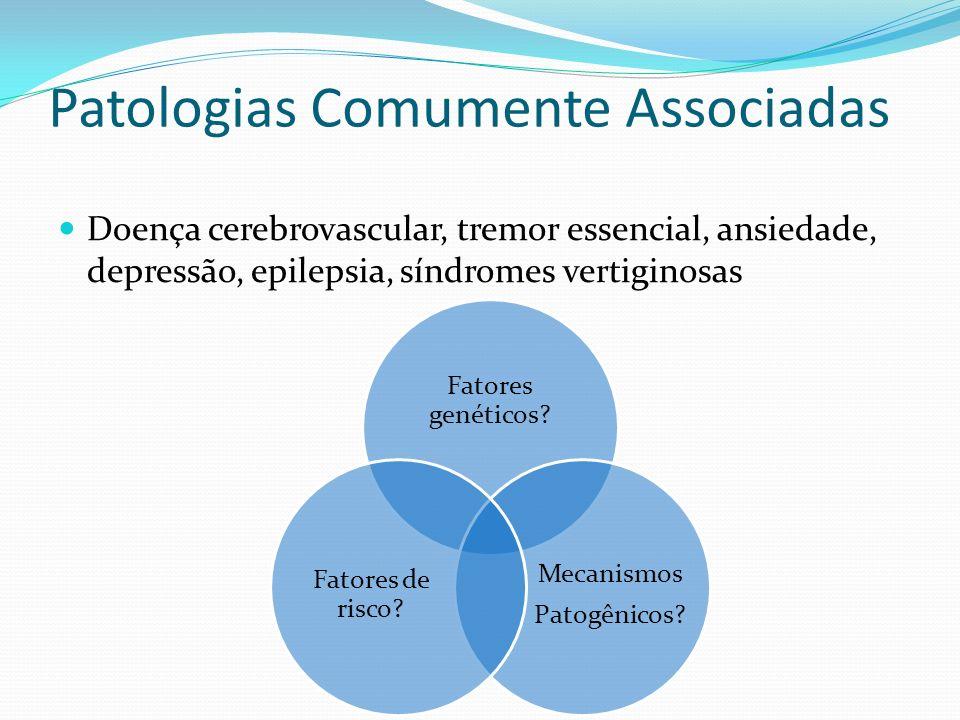 Patologias Comumente Associadas