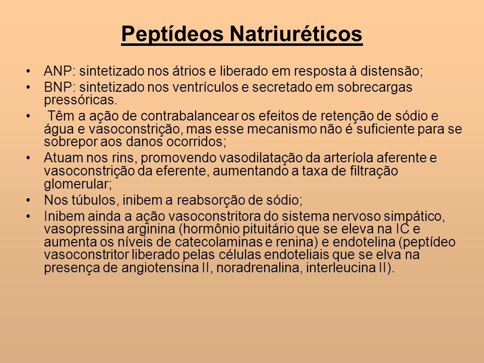 Peptídeos Natriuréticos