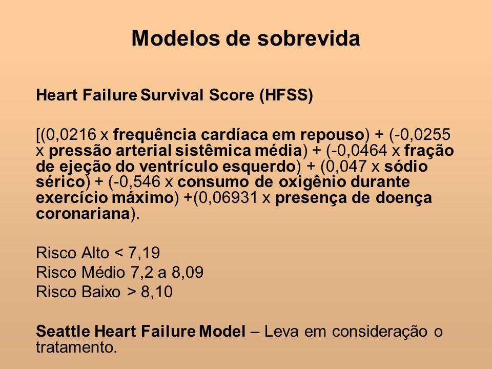 Modelos de sobrevida