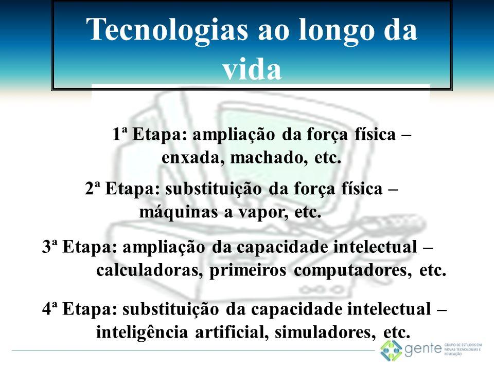 Tecnologias ao longo da vida