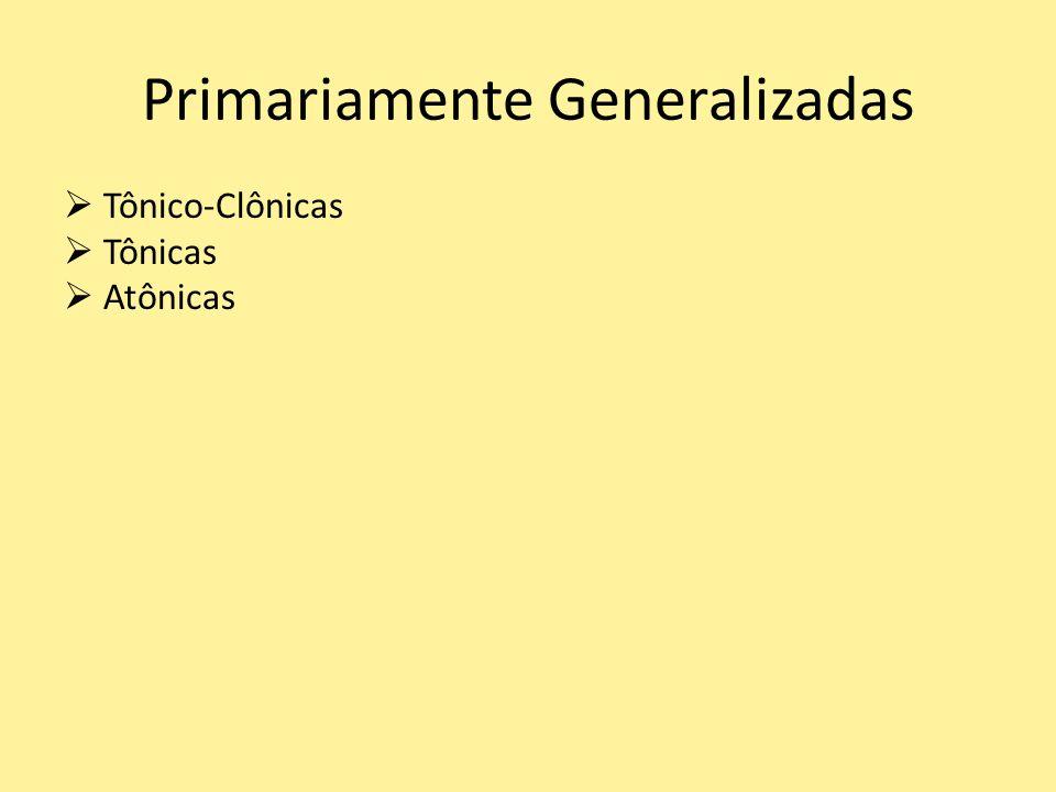 Primariamente Generalizadas