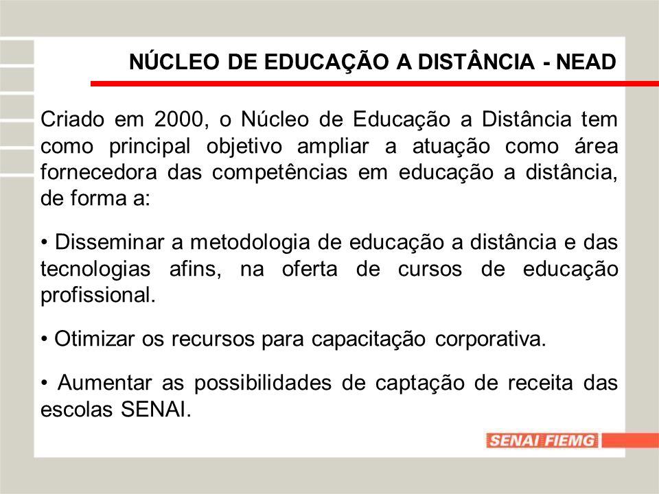 NÚCLEO DE EDUCAÇÃO A DISTÂNCIA - NEAD