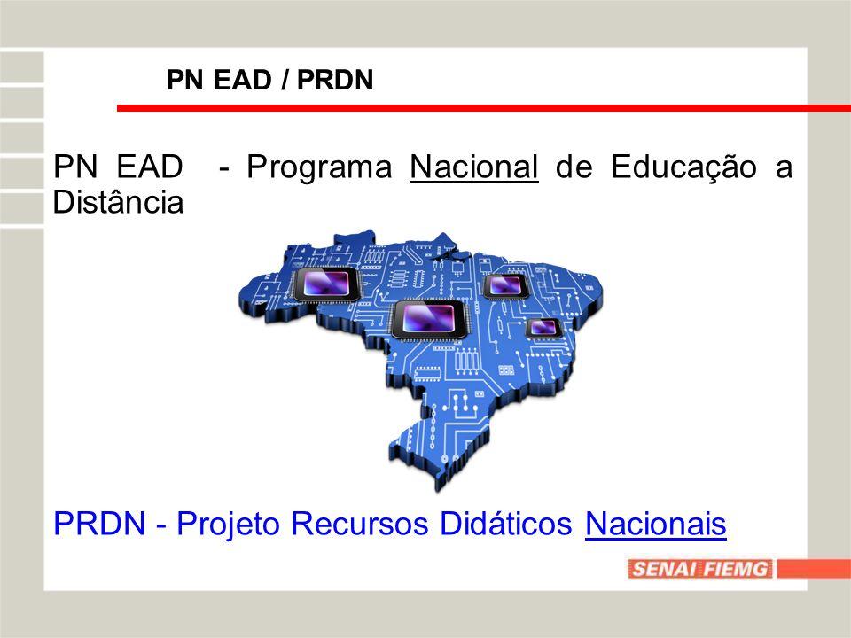 PN EAD - Programa Nacional de Educação a Distância