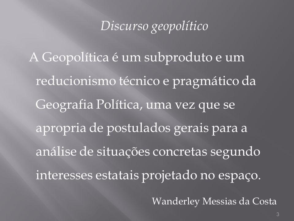 Discurso geopolítico