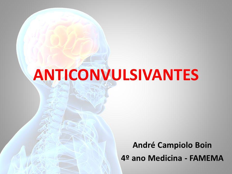 André Campiolo Boin 4º ano Medicina - FAMEMA