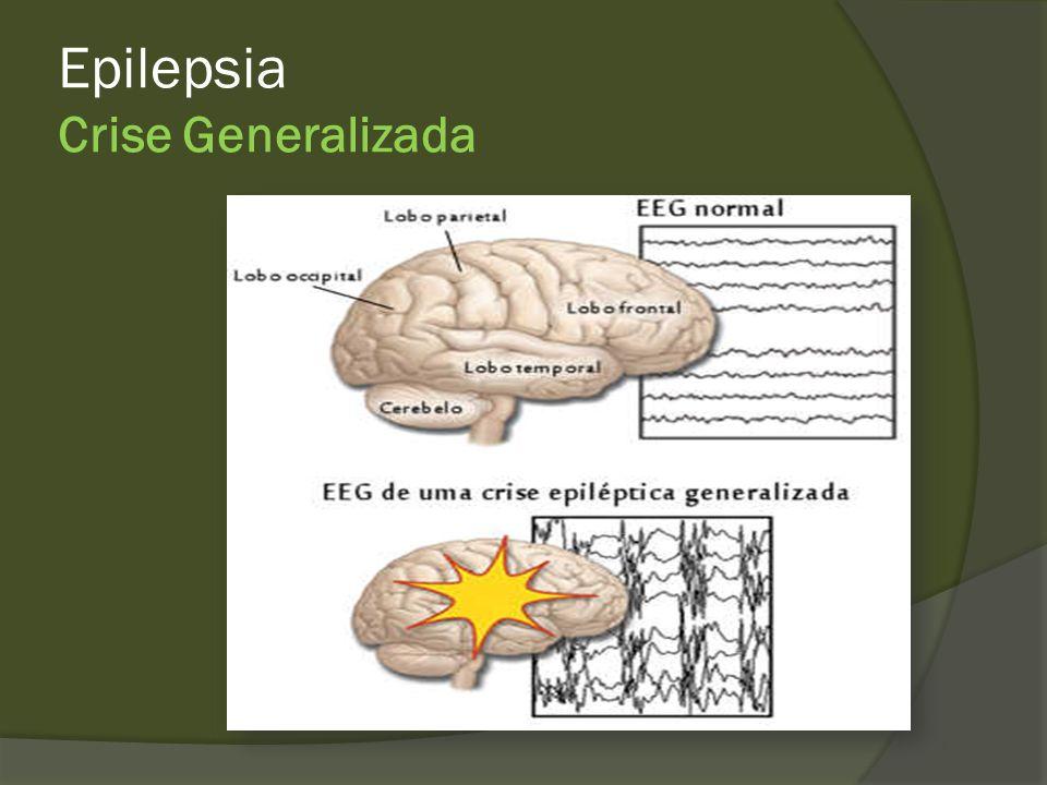 Epilepsia Crise Generalizada