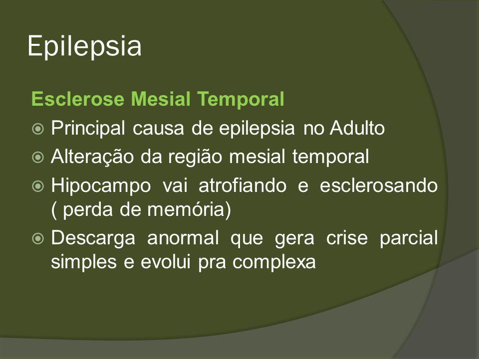 Epilepsia Esclerose Mesial Temporal