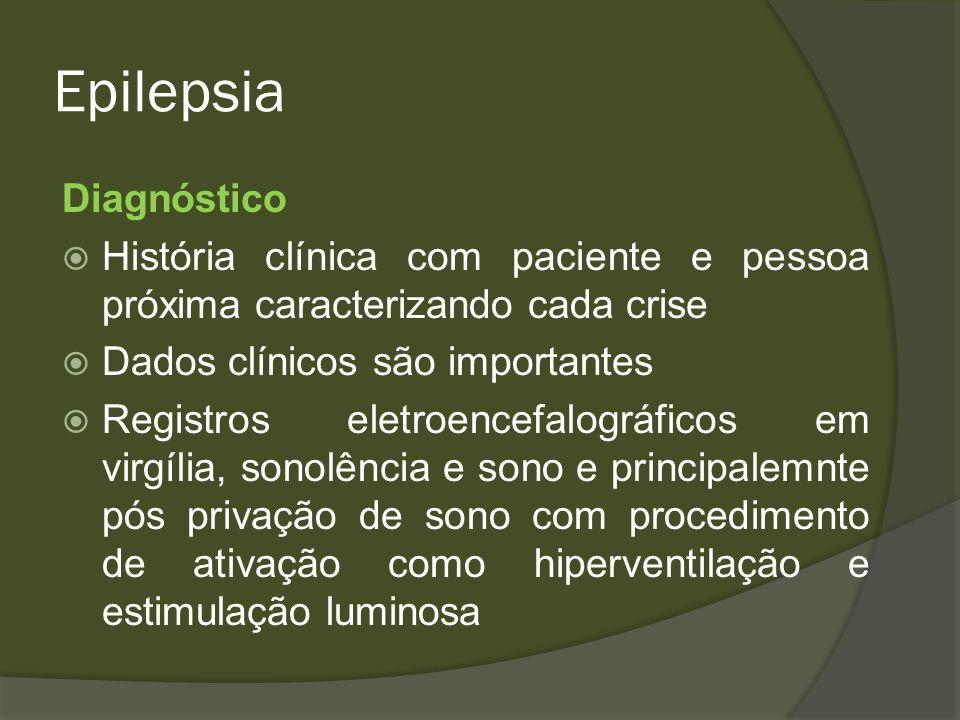 Epilepsia Diagnóstico