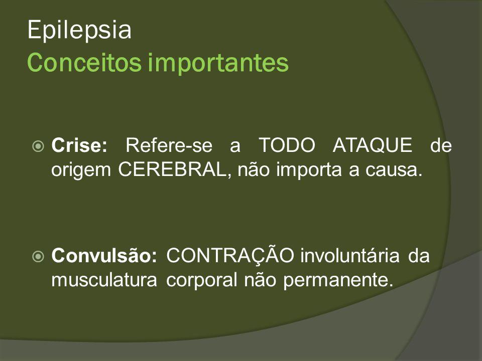 Epilepsia Conceitos importantes