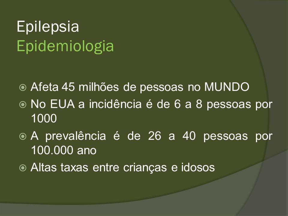 Epilepsia Epidemiologia