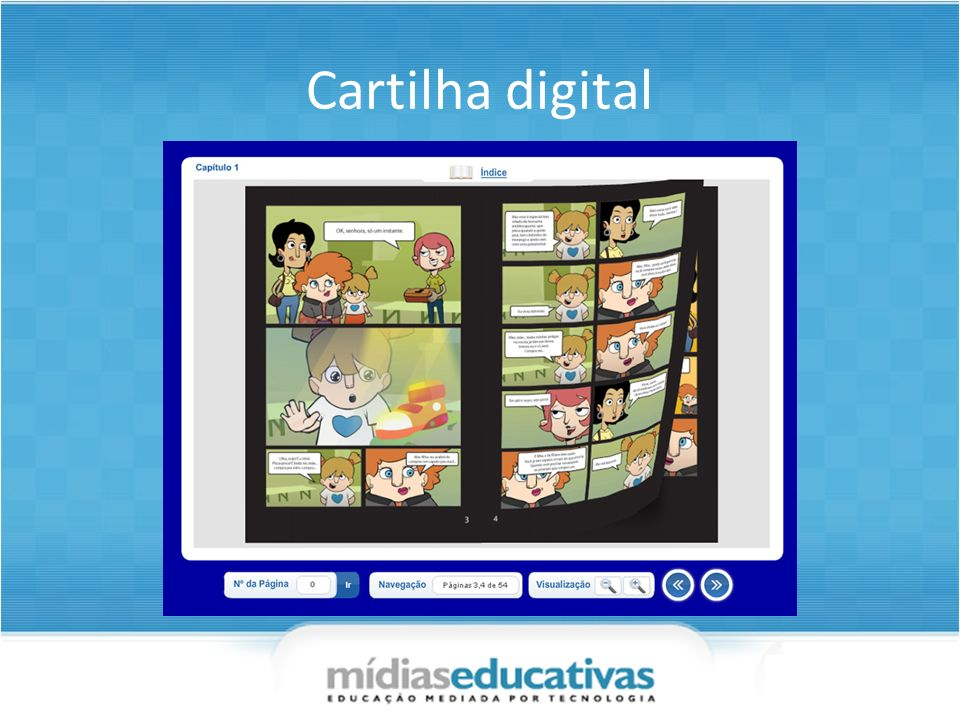 Cartilha digital