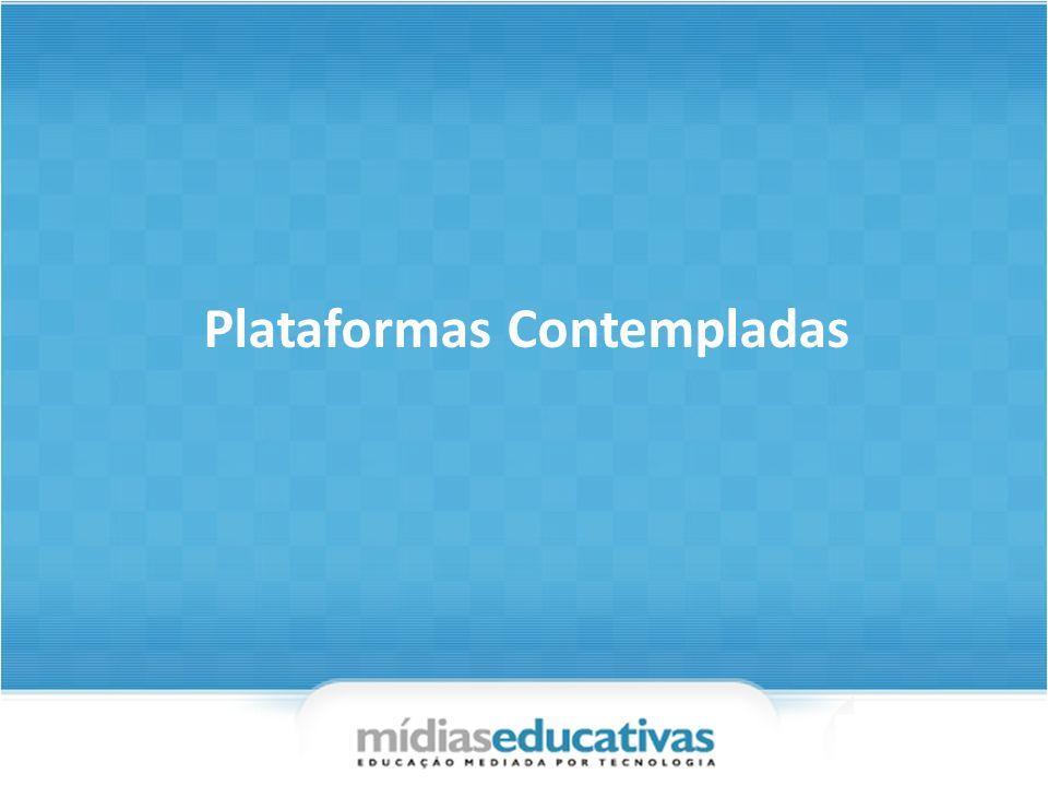 Plataformas Contempladas