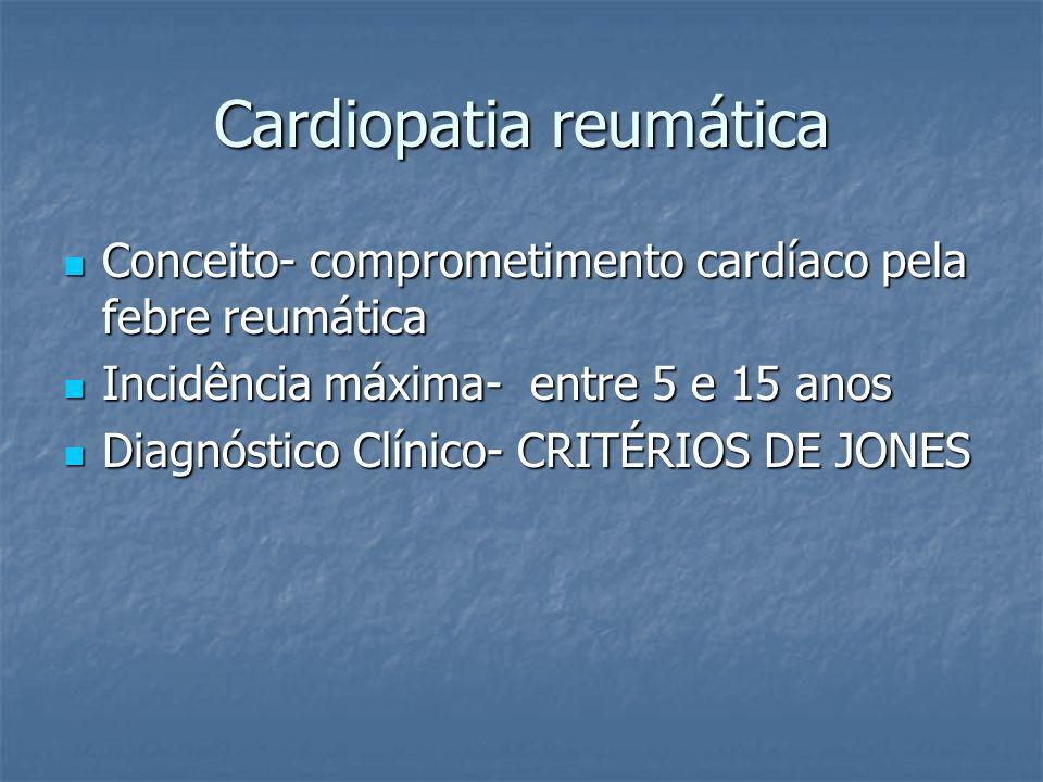 Cardiopatia reumática