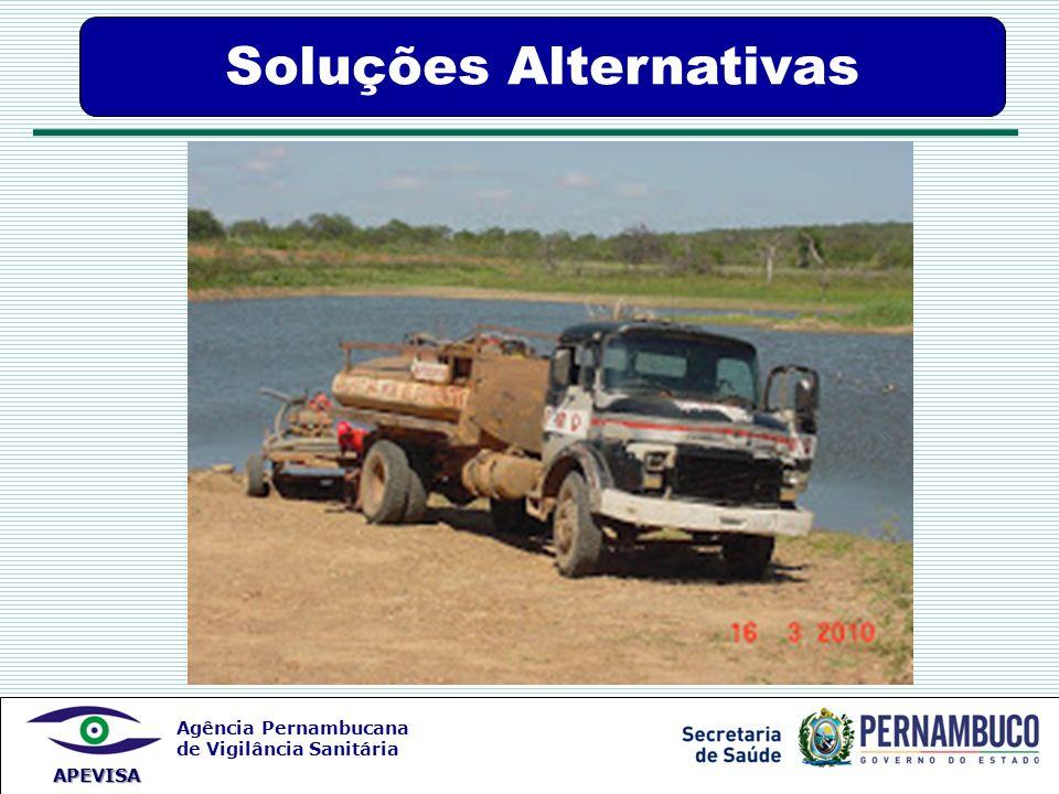 Soluções Alternativas